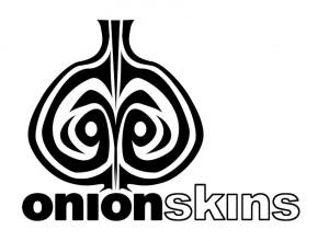 OnionSkins logo design